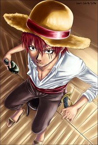 Shanks The Red
