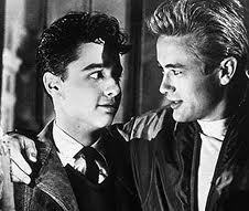 Yeah but my usually gets distaracted at work when I start thinking about James Dean and Sal Mineo.