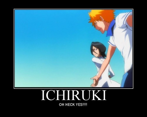 me and my Friends were arguing about orihime vs rukia. Me and my one Friends was for Rukia and other friend was for orihime. I wanted to proof to her that Rukia is stronger and prettier! I don't know if she learned something. She still doesn't like her, but still don't really like orihime much ether, so whatever!