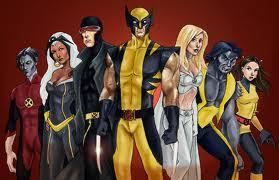 one of the xmen series xD i would 爱情 to have powers and fight along the xmen!!! ik kinda geeky 哈哈