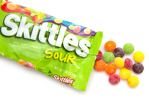 No. I have skittles. :3