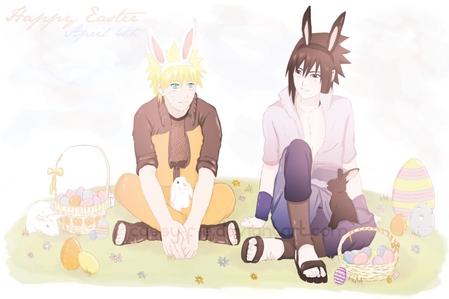 Happy Easter everybody! <3