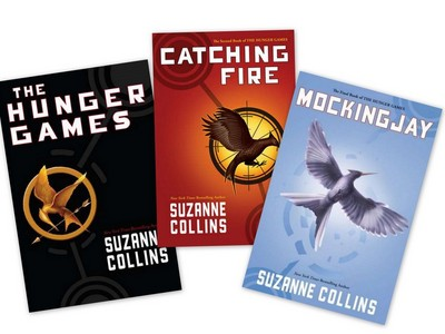 The Hunger Games triology!
