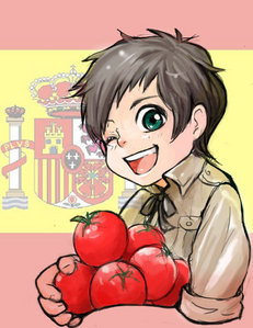 Mine is Spain from hetalia