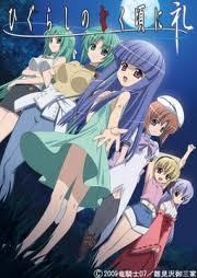 Higurashi no naku koro is very good. It's about a guy who came to a town, made some friends and then the girls start to go crazy! anda won't understand very well the 1st season, you'll get it only in the second, so anda must be patient. Don't be fooled oleh the cuteness! Enjoy! :)