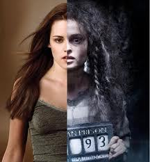 Bellatrix, with of without magic, can take Bella down no problem.
