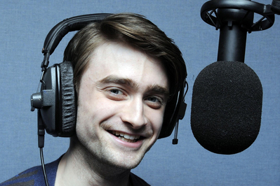 To meet my man of my dreams Daniel Jacob Radcliffe