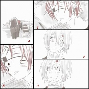 Poor Lavi should never let his guard down, there are alot of people who want to get back at him.