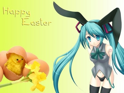 """Happy Easter/Passover/""""whatever te celebrate around this time"""" everyone!!!!!!!"""