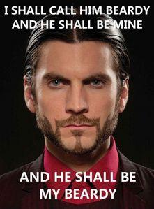 I like.... Seneca Crane's Beard. ._.