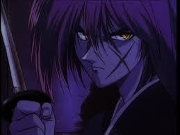 Kenshin Himura? He was known as a monster...
