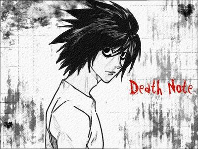 kusoma death note :D