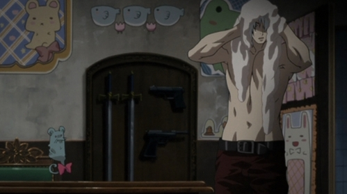 Dante shirtless iam over the moon