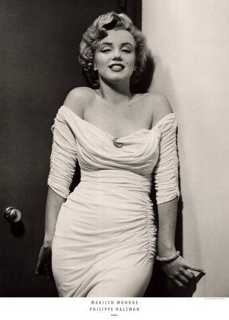 Marilyn Monroe... Why? She's amazing.