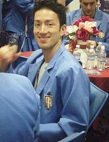 I'm going with my পছন্দ voice actor, Todd Haberkorn. He playing Ling in Fullmetal Alchemist, Death the Kid in Soul Eater, Allen Walker in D. Gray Man, Italy in Hetalia,Viscount of Druitt in Black Butler, Hikaru in OHSHC and some other roles :3