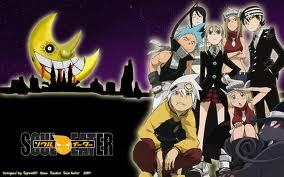 well anda can watch soul eater that a pretty good dubbed anime
