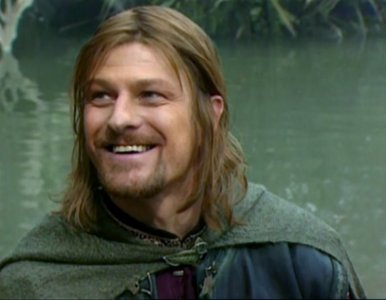 I just finished reading The Fellowship of the Ring for the second time and I totally fell in love with Boromir. <3