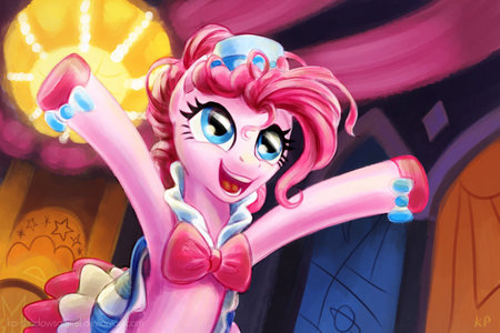 I would be Pinkie Pie because: 1: I Любовь to have fun 2: I Любовь parties 3: I Любовь playing with my Друзья 4: I get sad when my Друзья can't или don't want to play with me 5: I always think on the bright side
