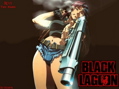 I'm not sure if tu want like an 'appropriate cosplay' But my cousin is going to cosplay as Revy from Black Lagoon, it's a pretty simple cosplay.