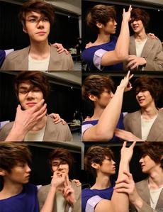 Hmmm I like them both, but I like Lu Han a little bit Mehr *_* HunHan are soooo cute together!!! ^_^