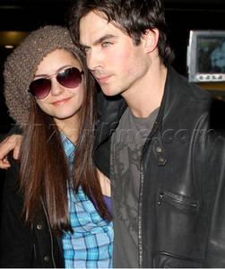 Obviously Ian and Nina. I absolutely hate Rob and Kristen, they are... well not my choice.