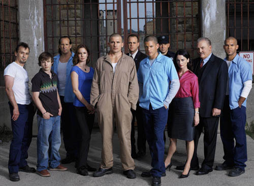 I amor Prison Break so much. have watched it already 10x