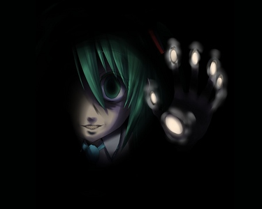 I'm scared ;A; I WILL REPEL wewe WITH STALKER MIKU!