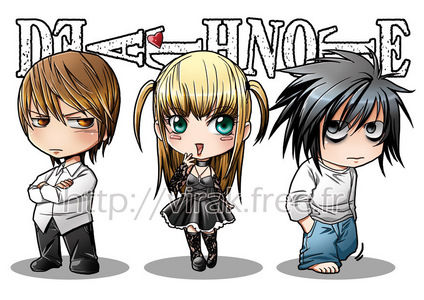 Chibi Light Yagami | www.pixshark.com - Images Galleries ...