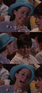 AMANDA SHOW..COURTNEY..xD