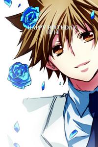 Tsunayoshi Sawada, he is one of many