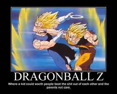 Ha! i lived for Dragon ball!