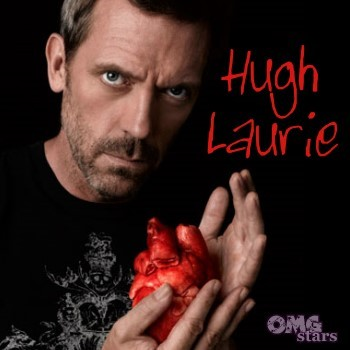 Hugh laurie I think it would be interesting.