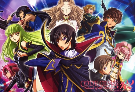 cool i've seen a number of those animes :) i strongly recommend Code Geass, its my preferito anime! ;) also check out vampire knight, school rumble,k-on, rosario+vampire, mirai nikki these are the first lot that come to mind but if te need più just let me know ;)