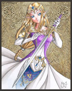 i googled maga and this is wht i got.... princess zelda picz