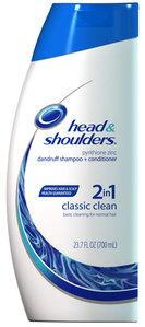 Head & Shoulders.