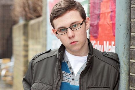 Your Ben Mitchell from Eastenders...NO!!!Please dont set Phil on me!:'(