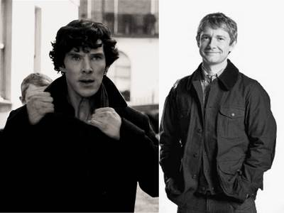 I think Benedict is a very beautiful,charming and interesting english man (of sure also sexy :D) I think we can call him a hunk. 