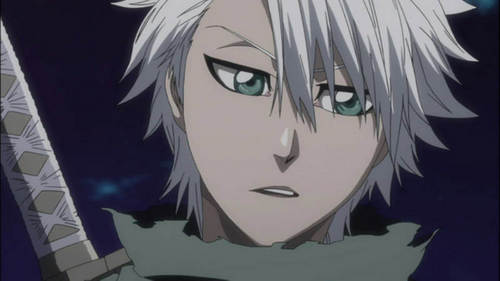 """toushiro hitsugaya--bleach  Quotes:  -(To Sōsuke Aizen) """"Swinging your blade out of a sense of duty is what a captain does. Swinging your blade out of hate is nothing more than base violence. Captains don't refer to that as fighting."""" -(To Sōsuke Aizen) """"You're exactly right, Aizen. My blade is full of hate. I didn't come here to fight you. I came here to violently hack you to pieces."""" -(To Sōsuke Aizen) """"I don't care if this fight costs me my position as a captain if it means being able to kill you."""" -(To Momo Hinamori) """"Hinamori! How many times do I have to tell you? It's not """"Hitsugaya-kun"""". It's """"Captain Hitsugaya""""."""""""