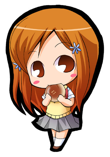 Orihime.I feel shes a great charater even if あなた all seem to think shes useless shes got alot going for her :3