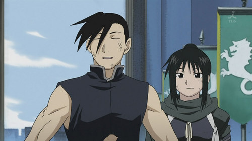 ling and lan پرستار from fullmetal alchemist brotherhood