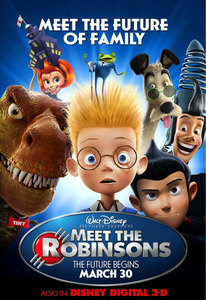 Meet the Robinsons would be one. And another movie that I will not disclose. And I think a 显示 but for the life of me I forgot the name. >.< This pic is of the movie I was talking about (obviously)