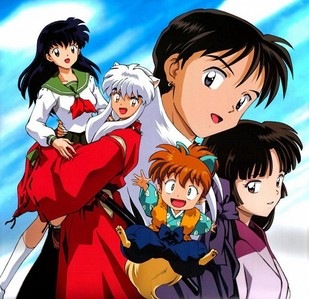 Life itself is a frightening image for every human being... being strong in life isn't easy.~ Miroku (InuYasha) This is also my Fanpop motto^^