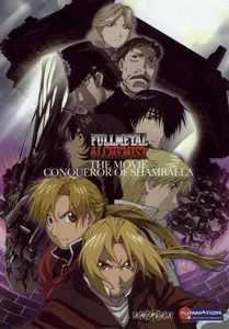 Fullmetal Alchemist: Conqueror of Shamballa