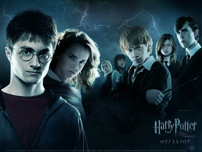 Harry Potter and the Order of the Phoenix :)