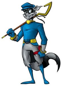 Yes Sly Cooper... maybe I'm lame haha :) oooh btw if te like chitarra hero please check this out! unisciti if te want, there are some più video game characters :) http://www.fanpop.com/spots/guitar-hero-characters thanks