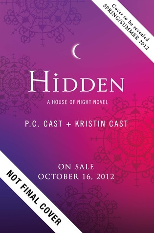 Hidden but it comes out october 16, 2012
