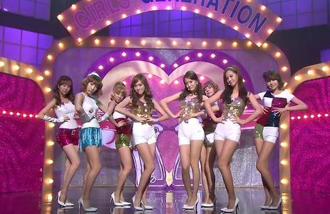 mine is : 1. Yuri 2. Hyoyeon 3. Taeyeon 4. Sunny 5. Yoona 6. Sooyoung 7. Seohyun 8. Jessica 9. Tiffany