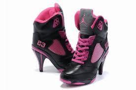 Air Jordan High Heels