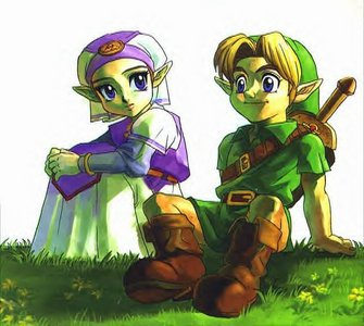 I've always loved this picture. :) GO OOT!!!!! Now I want to play it again. :P