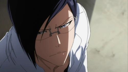 My ultimate crush is still Uryuu Ishida - Bleach